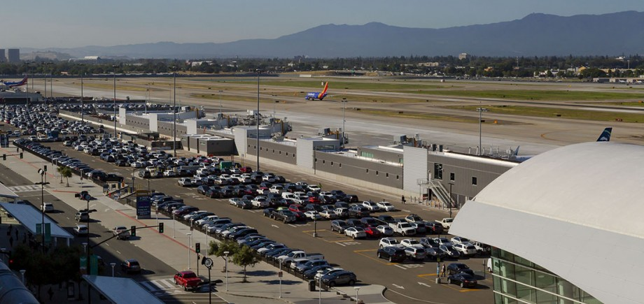 Mineta San Jose International Airport Interim Facility